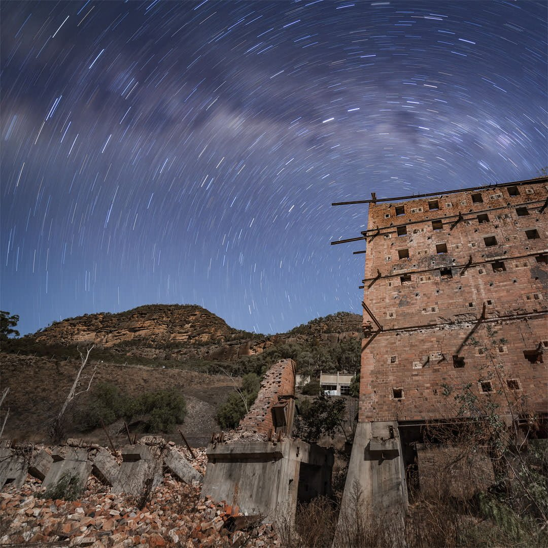 astrophotography workshop at capertee