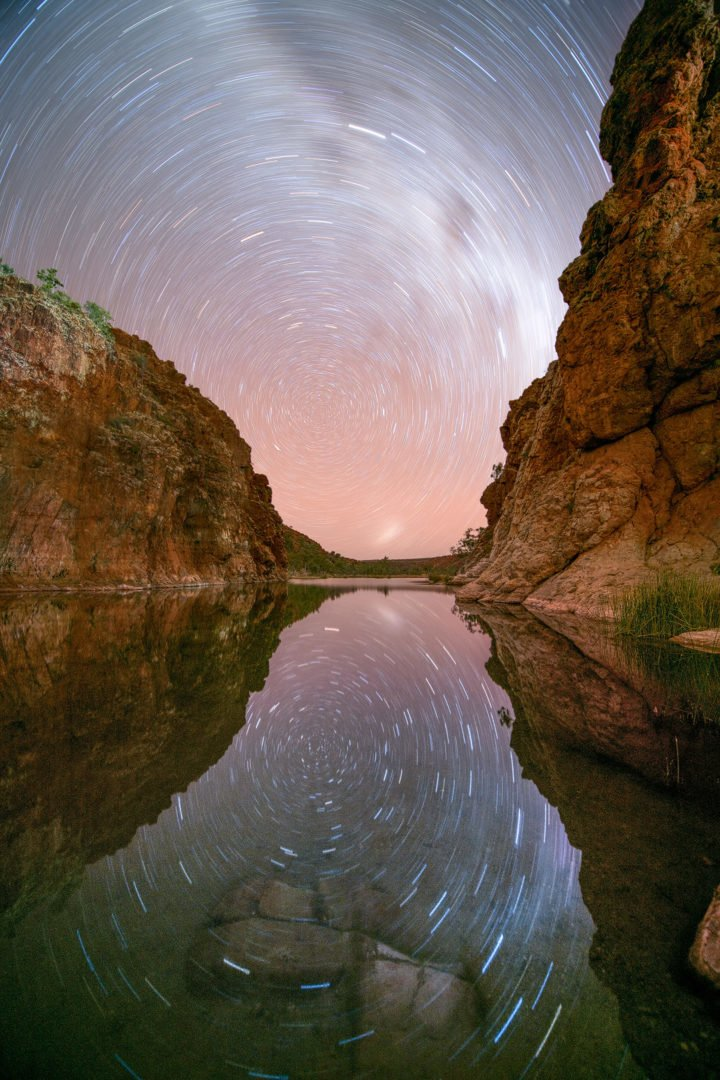 Astrophotography workshop in the Red Centre