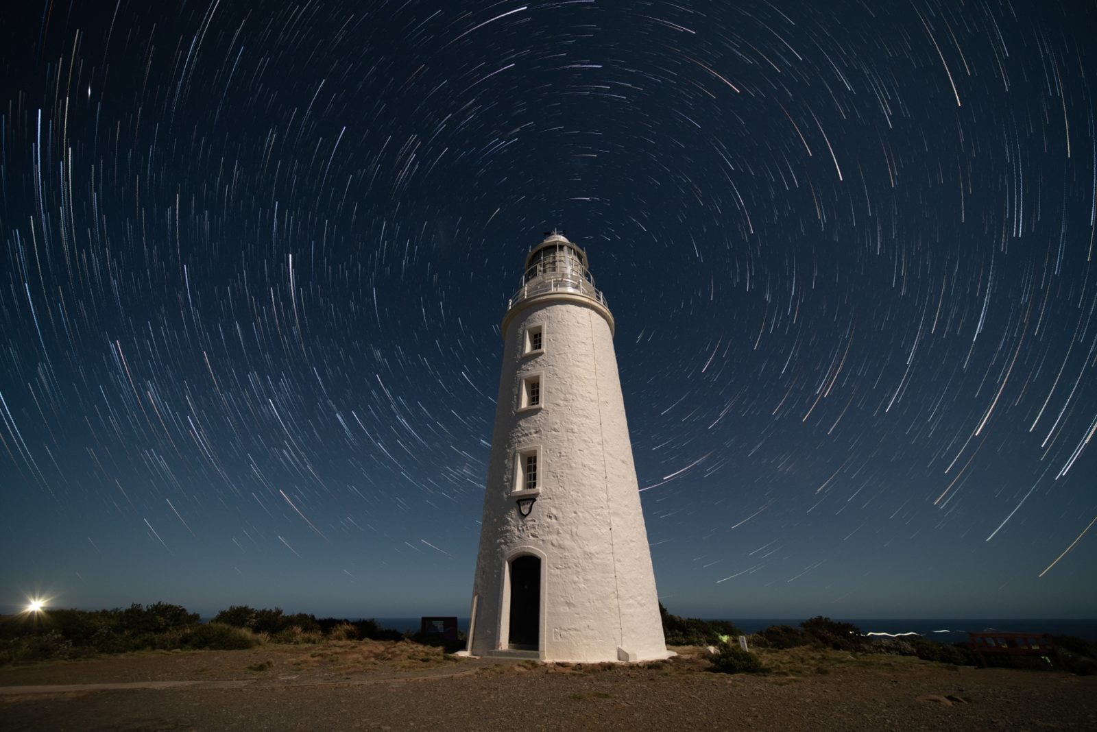 Astrophotography workshop on Bruny Island